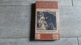 Les Beaux Contes Illustrés Collectif Dessins Gravés De André Lagrange Maupassant Doyle Daudet - Bücher, Zeitschriften, Comics