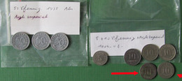 Lot 3 X 50Pf Annee 1935 - [ 4] 1933-1945 : Tercer Reich