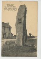 AVIATION - CHOLET - LA PAPINIERE - Le Menhir ROLAND GARROS - Pierre élevée à L'endroit Où L'aviateur Partit Pour Conquér - Aviateurs
