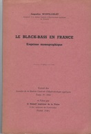Le Black-bass En France 84 P. Jacqueline WURTZ ARLET 1952. Pêche Pisciculture - Sonstige