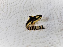 PINS ANIMAUX  MARIN ORCAL / 33NAT - Dieren