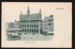 BRUXELLES  LA MAISON DU ROI - Bruxelles-ville