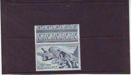 ERINNOPHILIE . OEUVRES MUTUALISTES DES PTT . A L'AIR PUR . 20 Francs . MNH ** Bords De Feuille . - Commemorative Labels