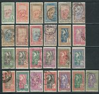 TUNISIE N° Colis Postaux 1 à 25  */Obl. - Tunisie (1888-1955)