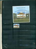 TANZANIA PHILA AFRICA 2006 1 VAL + BF NEUFS A PARTIR DE 0.90  EUROS - Tanzania (1964-...)