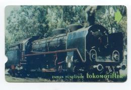 Telecarte °_ Turquie-Loco Zaman Tünelinde-60- R/V 7042 ° LUXE - Turchia