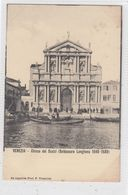 Venezia. Chiesa Del Scalzi. - Venezia
