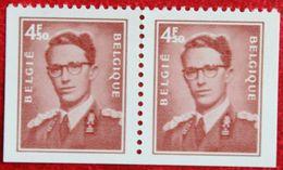 4.50Fr Koning Boudewijn Phosphor OBC 1659e (Mi 1712) 1972 POSTFRIS MNH ** BELGIE BELGIUM - Belgium