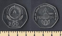 Cape Verde 200 Escudo 1995 - Cap Vert