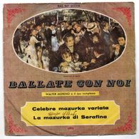 "Walter Moreno (1965)  ""Celebre Mazurka Variata  -  La Mazurka Di Serafina"" - Instrumental"
