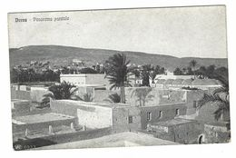 CLA355 - DERNA PANORAMA PARZIALE LIBIA - Libya