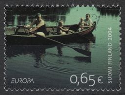 Boat / Family 2004 Suomi Finland / EUROPA CEPT - Europa-CEPT