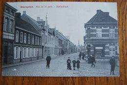 3028/WAEREGHEM Rue De La Gare /Statiestraat (animée) - Waregem