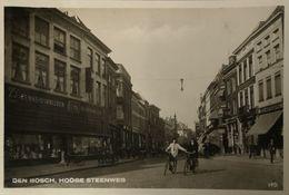 Den Bosch ('s Hertogenbosch) Fotokaart Hooge Steenweg (HEMA) 1959 - 's-Hertogenbosch