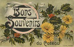 59 Le Cateau : Bons Souvenir De - Le Cateau