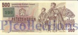 CZECH REPUBLIC 500 KORUN 1993 PICK 2 UNC - Repubblica Ceca