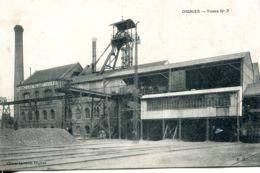 N°1932 R -cpa Oignies -fosse N°3- - Mineral