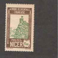NIGER....1939-40: Yvrt.83mnh** - Unused Stamps