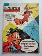 TINTIN N° 829  LES BEATLES 4 GARCONS DANS LE VENT (3p) COVER AIDANS - Tintin