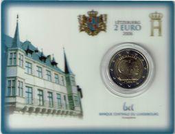 2 € Coincard 2006 Luxembourg - Luxemburgo