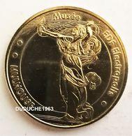 Monnaie De Paris 68.Mulhouse - Electropolis 2 Fée électricité 2009 - Monnaie De Paris