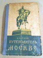 A Short Guide To Moscow 1957 - Libri, Riviste, Fumetti
