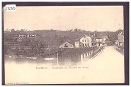 DISTRICT DE LAVAUX - CHEXBRES - HOTEL DU NORD - TB - VD Vaud