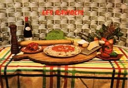 RECETTE DE CUISINE, RAVIOLIS, CARTE VIERGE - Ricette Di Cucina