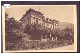 DISTRICT DE VEVEY - CLARENS MONTREUX - HOTEL DES CRÊTES, PENSION LERGIER - TB - VD Vaud