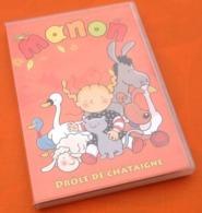 DVD  Manon  Drôle De Chataigne (2009) - Dessin Animé