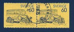 Schweden, 1972, Michel-Nr. 790 D/D, Gestempelt - Suède