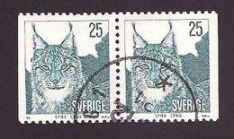 Schweden, 1973, Michel-Nr. 822x D/D, Gestempelt - Suède