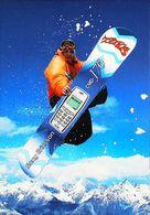 Publicité  Sony Ericsson   Snowboard - Winter Sports