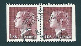 Schweden, 1974, Michel-Nr. 851 D/D, Gestempelt - Suède