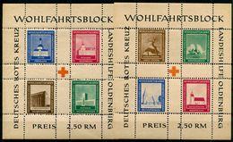 Lokalausgaben Oldenburg - Michel Block I & II Pfr.**/MNH - Soviet Zone
