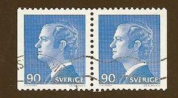 Schweden, 1975, Michel-Nr. 901 D/D, Gestempelt - Suède