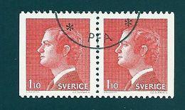 Schweden, 1975, Michel-Nr. 902 D/D, Gestempelt - Suède