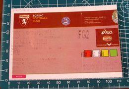 Biglietto Ticket  TORINO Vs MANTOVA  PLAY OFF 2006 Stadio Delle Alpi - Tickets D'entrée