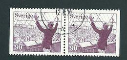 Schweden, 1978, Michel-Nr. 1016 D/D, Gestempelt - Suède