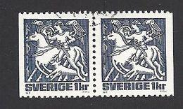 Schweden, 1981, Michel-Nr. 1139 D/D, Gestempelt - Suède