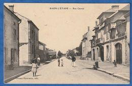 CPA 88 RAON L'ETAPE - Rue Carnot - Raon L'Etape
