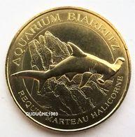 Monnaie De Paris 64.Biarritz - Aquarium Requin Marteau 2016 - 2016