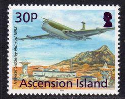 Ascension 2013 Aircaft Definitives 30p Nimrod MR2, MNH, SG 1153 (B) - Ascension (Ile De L')