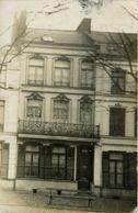 Lille * Carte Photo 1909 * Devanture P. ROSSINI Chauffage , 155 Boulevard Victor Hugo * Entreprise Commerce Magasin - Lille