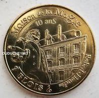 Monnaie De Paris 41.Blois - Maison De La Magie 10 Ans 2008 - Monnaie De Paris
