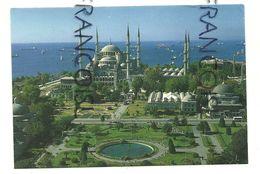 Turquie. Istanbul. La Mosquée Bleue - Turquie