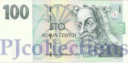 CZECH REPUBLIC 100 KORUN 1997 PICK 18G UNC - Repubblica Ceca