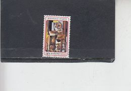 SAN  MARINO  1987 - Sassone  1202° - Arte - Saint-Marin