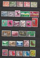 Suisse 1949 à 1963. 61 Oblitérés Entre N° 482 Et 705. Envoi France 0,95 €. Etranger 1,40 €; - Gebraucht