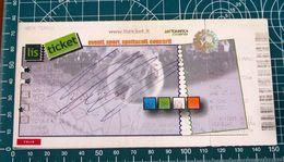 Biglietto  Ticket  TORINO Abbonamento 4 Gare Curva Maratona - 2005 - Con Ologramma - Tickets D'entrée